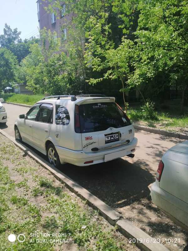 Toyota Sprinter Carib, 2001 год, 260 000 руб.