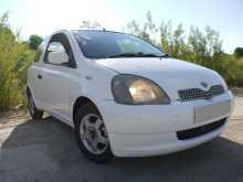 Хабаровск Toyota Vitz 2001