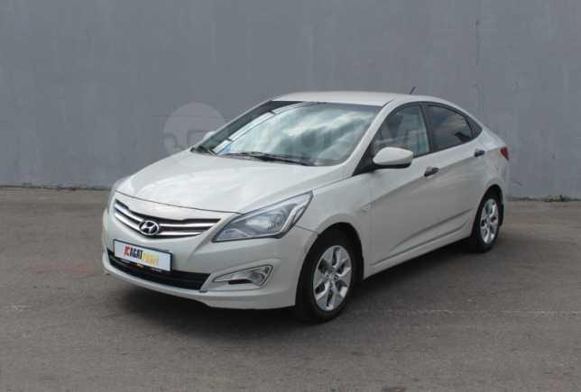 Hyundai Solaris, 2014 год, 375 000 руб.