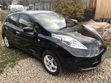 Усть-Кут Nissan Leaf 2016