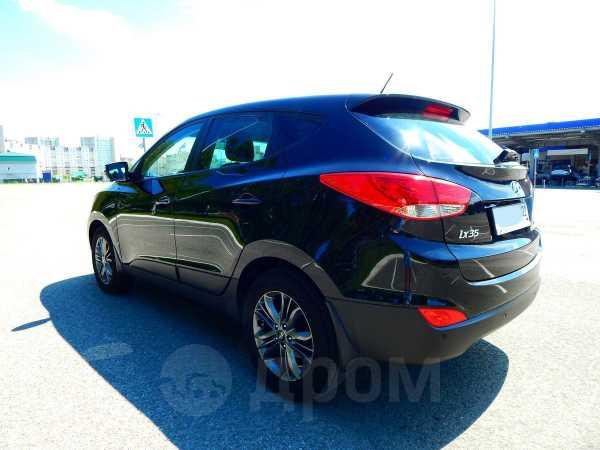 Hyundai ix35, 2015 год, 1 097 000 руб.