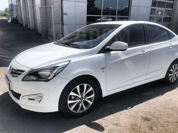 Hyundai Solaris, 2014 год, 660 000 руб.