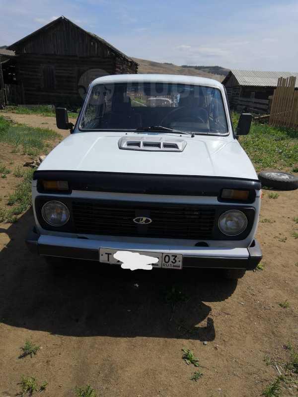 Лада 4x4 2131 Нива, 2001 год, 125 000 руб.