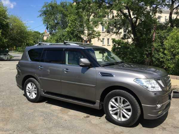 Nissan Patrol, 2011 год, 1 950 000 руб.