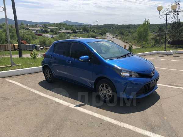 Toyota Vitz, 2015 год, 460 000 руб.