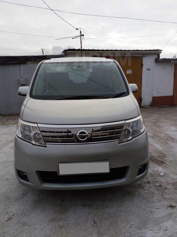 Nissan Serena, 2009 год, 660 000 руб.