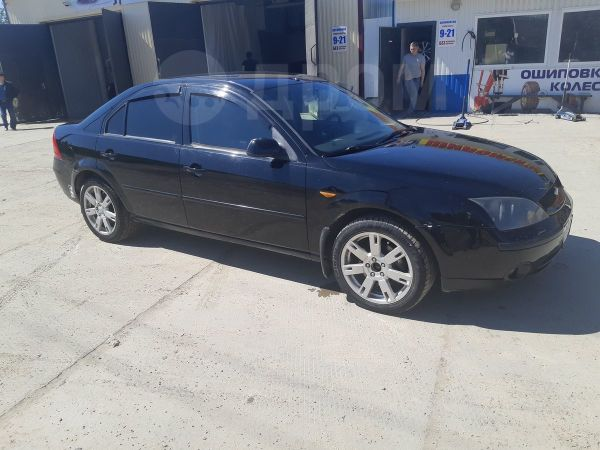 Ford Mondeo, 2002 год, 220 000 руб.