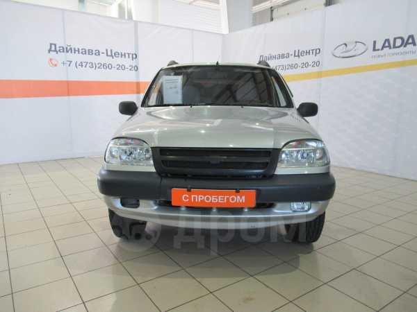 Chevrolet Niva, 2003 год, 163 000 руб.
