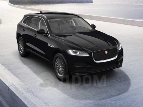Jaguar F-Pace, 2019 год, 4 994 400 руб.