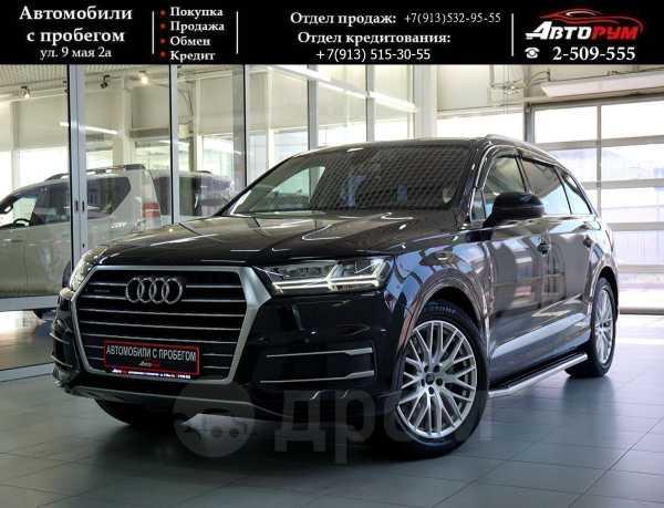 Audi Q7, 2015 год, 2 957 000 руб.