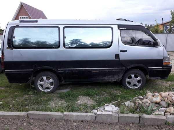 Toyota Hiace, 1992 год, 190 000 руб.