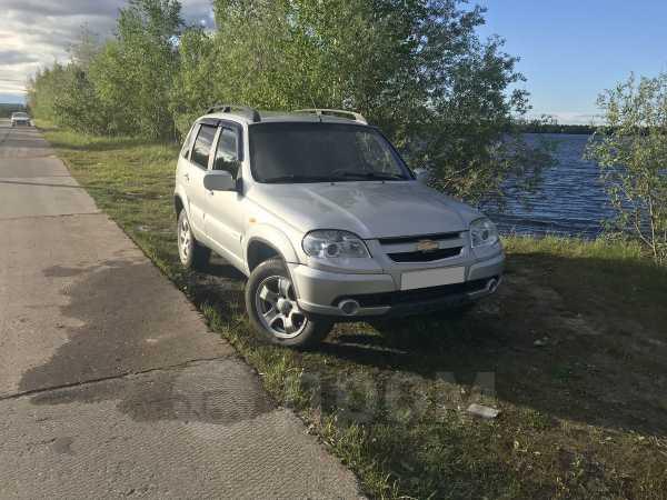 Chevrolet Niva, 2010 год, 258 000 руб.