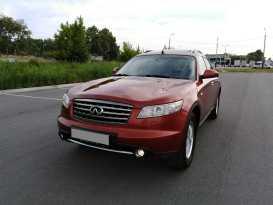 Хабаровск FX35 2007