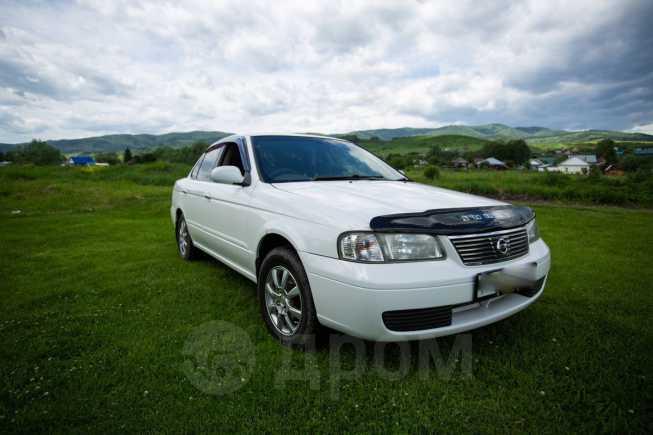 Nissan Sunny, 2004 год, 290 000 руб.
