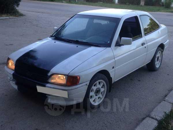 Ford Escort, 1990 год, 60 000 руб.
