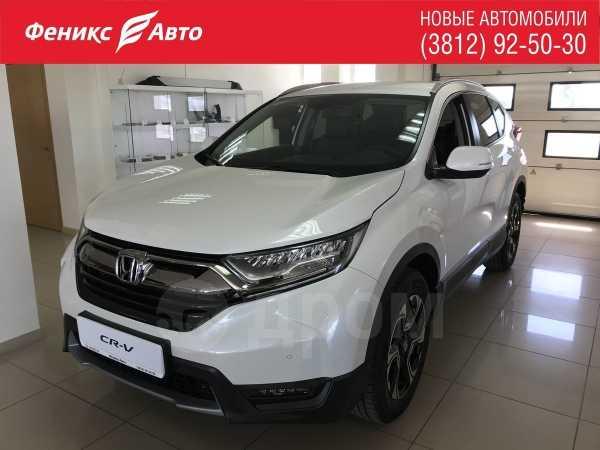 Honda CR-V, 2018 год, 2 450 000 руб.