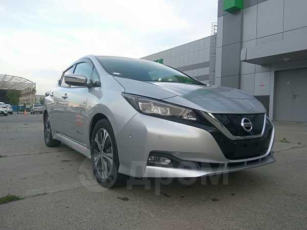 Nissan Leaf, 2018 год, 1 640 000 руб.