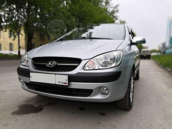 Hyundai Click, 2009 год, 370 000 руб.