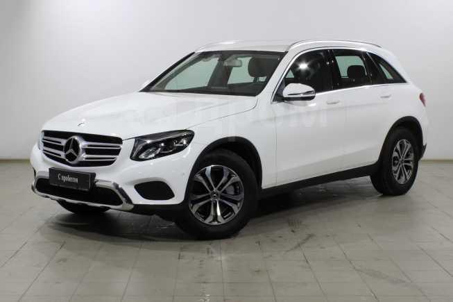 Mercedes-Benz GLC, 2017 год, 2 420 000 руб.