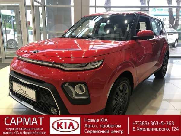 Kia Soul, 2019 год, 1 229 900 руб.