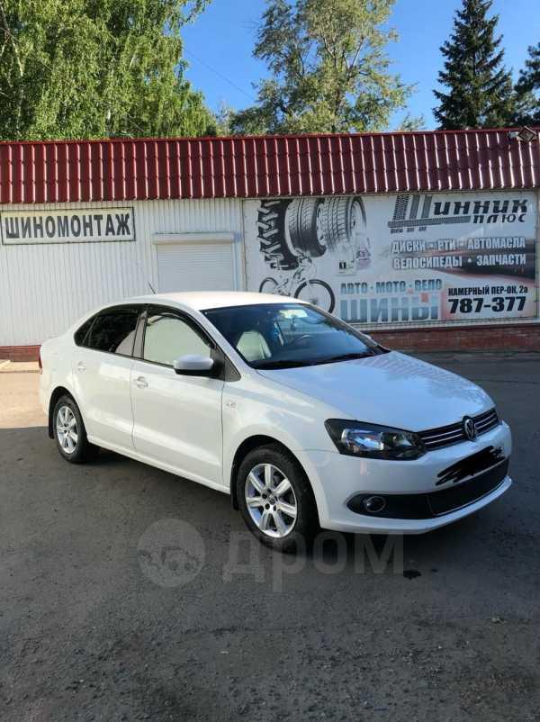 Volkswagen Polo, 2012 год, 459 000 руб.