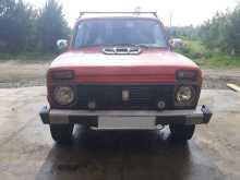 Лесосибирск 4x4 2121 Нива 1984