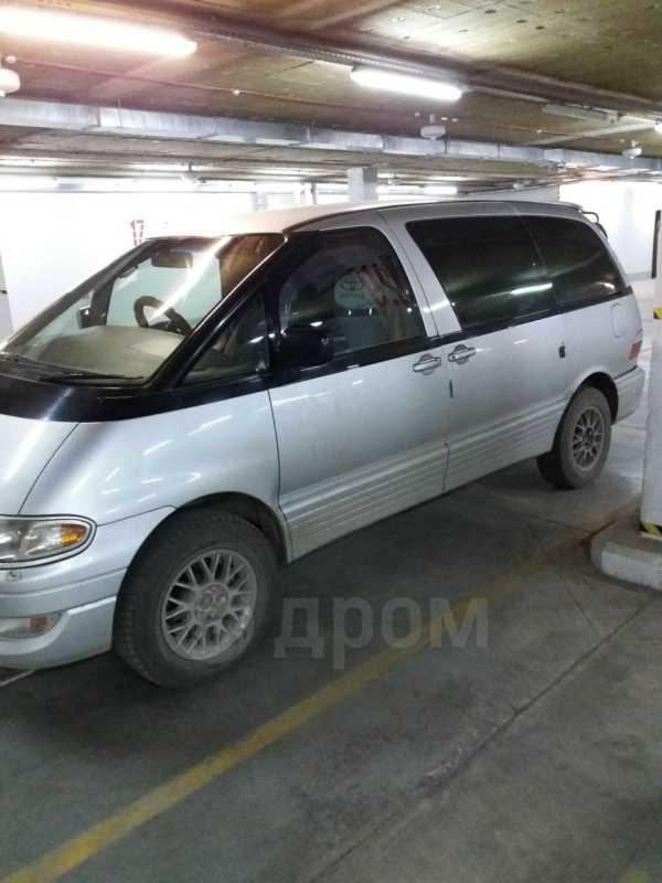 Toyota Estima Emina, 1998 год, 330 000 руб.
