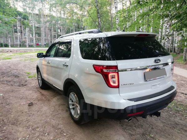Ford Explorer, 2012 год, 1 200 000 руб.