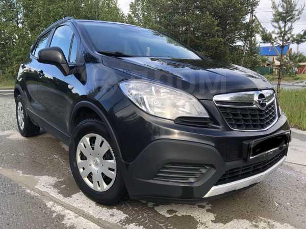 Opel Mokka, 2012 год, 570 000 руб.
