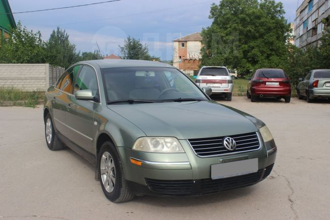 Volkswagen Passat, 2003 год, 345 000 руб.