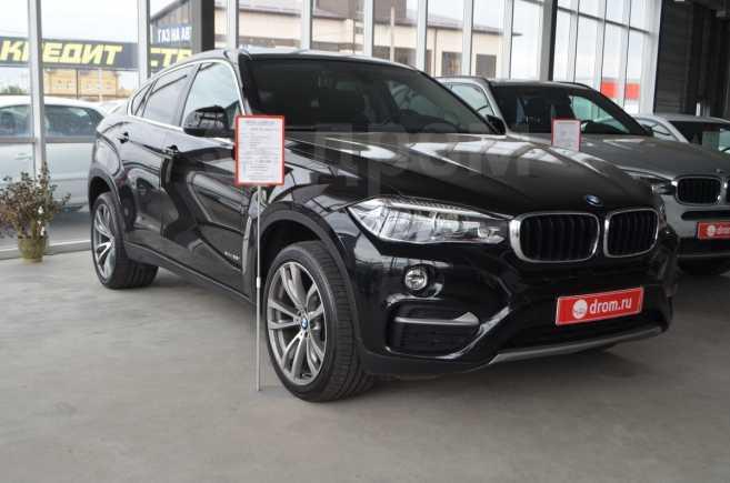 BMW X6, 2016 год, 3 290 000 руб.
