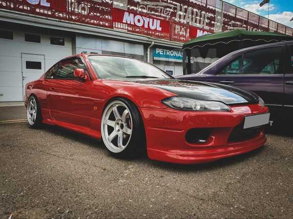 Nissan Silvia, 2002 год, 1 000 000 руб.