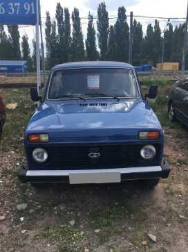 Воронеж 4x4 2121 Нива 2008