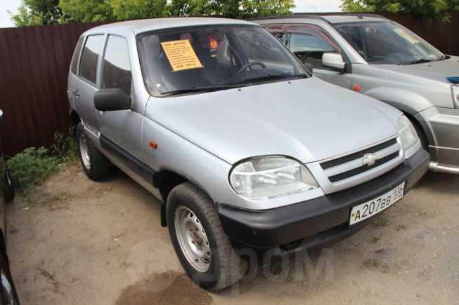 Chevrolet Niva, 2008 год, 159 000 руб.