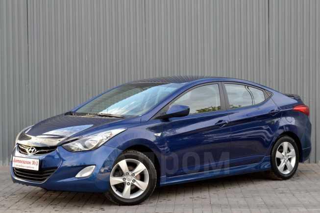 Hyundai Elantra, 2012 год, 549 900 руб.