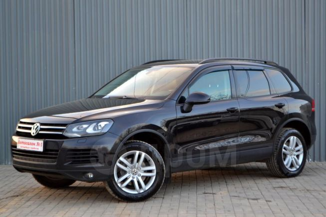 Volkswagen Touareg, 2011 год, 949 888 руб.