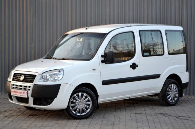 Fiat Doblo, 2013 год, 349 888 руб.