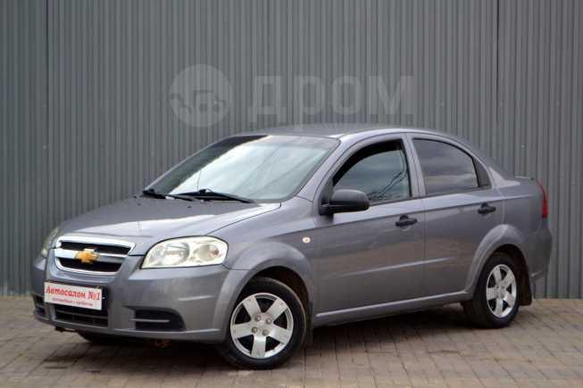 Chevrolet Aveo, 2007 год, 264 888 руб.