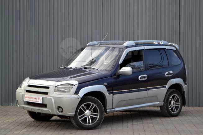 Chevrolet Niva, 2005 год, 129 900 руб.