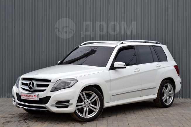Mercedes-Benz GLK-Class, 2012 год, 949 990 руб.