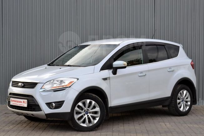 Ford Kuga, 2011 год, 529 900 руб.