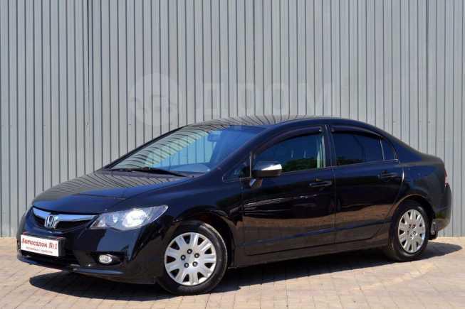 Honda Civic, 2011 год, 529 888 руб.