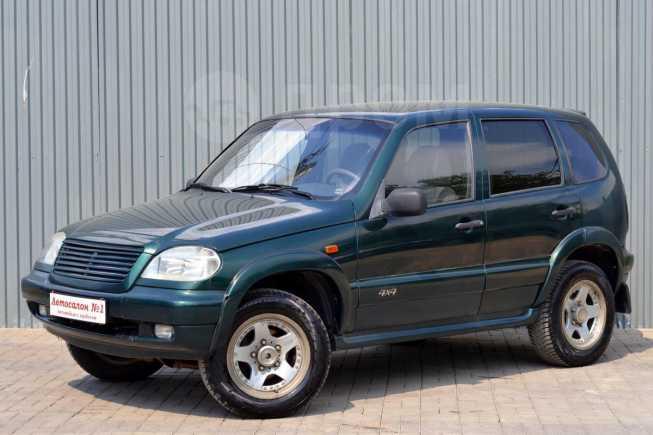 Chevrolet Niva, 2003 год, 169 888 руб.