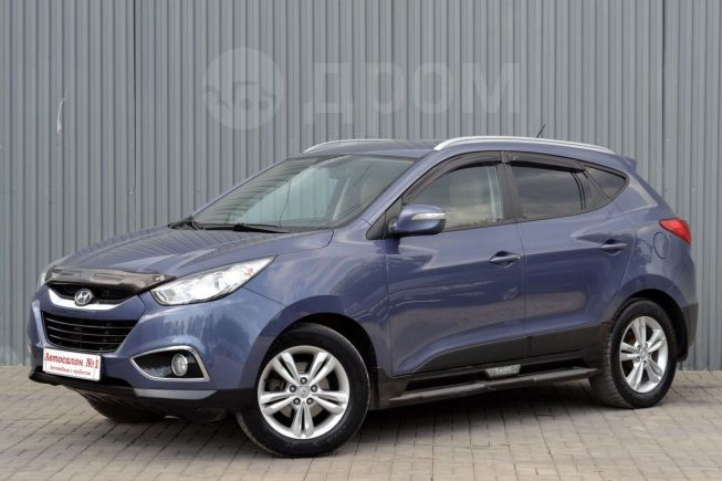Hyundai ix35, 2012 год, 749 900 руб.