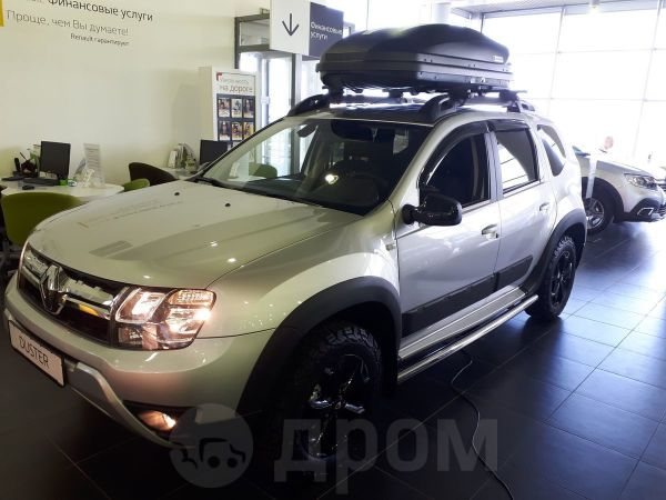Renault Duster, 2019 год, 1 122 950 руб.