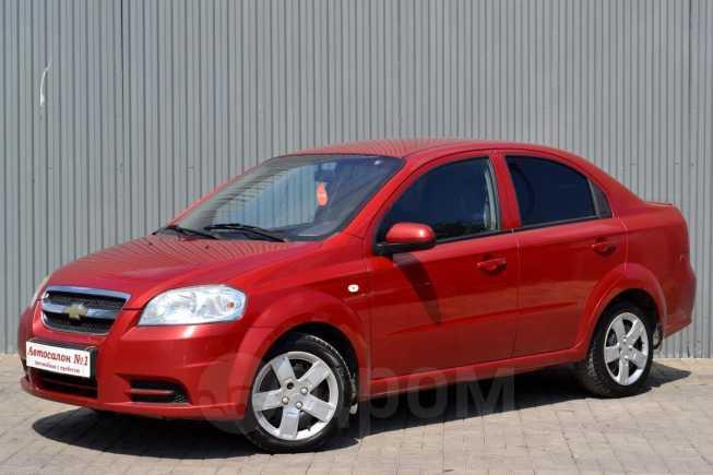 Chevrolet Aveo, 2007 год, 269 900 руб.
