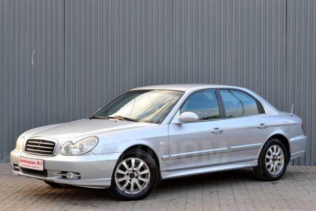 Hyundai Sonata, 2007 год, 259 888 руб.