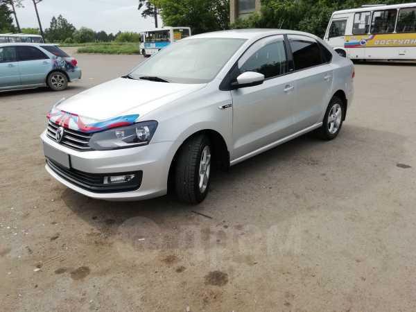 Volkswagen Polo, 2016 год, 450 000 руб.