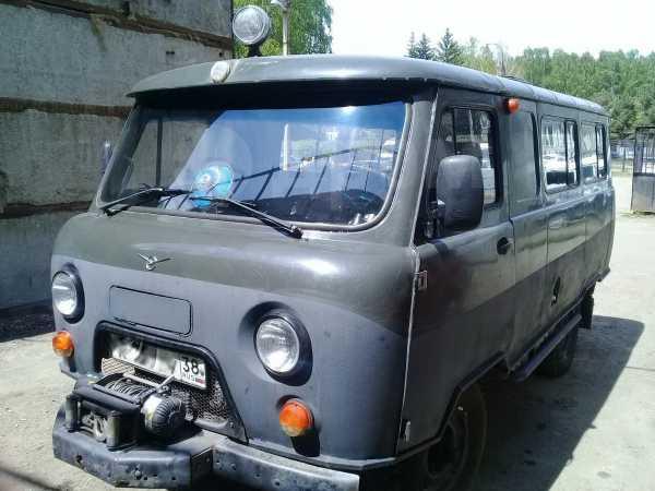 УАЗ Буханка, 1989 год, 150 000 руб.