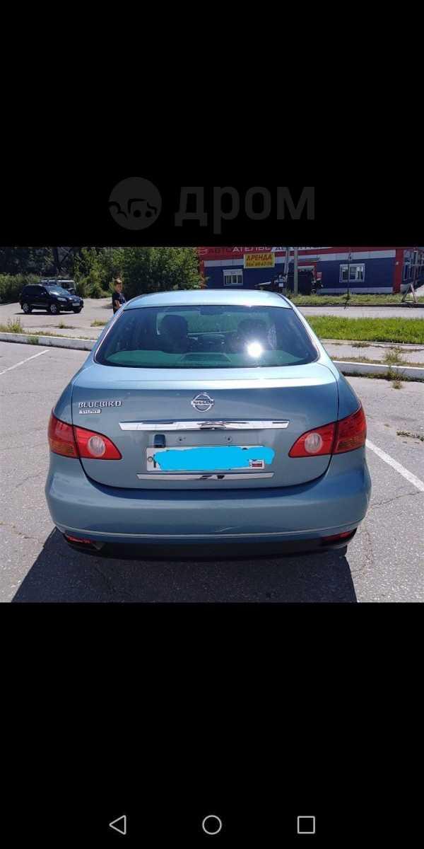 Nissan Bluebird Sylphy, 2005 год, 355 000 руб.